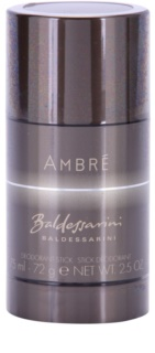 Baldessarini Ambré Deodorant Stick for Men 75 ml