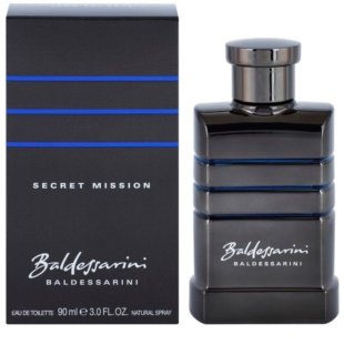 Baldessarini Secret Mission Eau de Toilette voor Mannen 90 ml