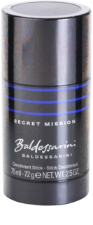 Baldessarini Secret Mission Deodorant Stick voor Mannen 75 ml