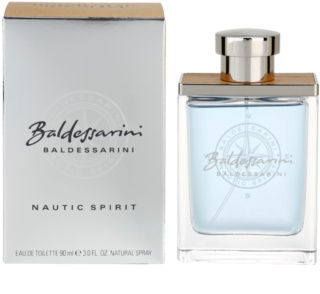 Baldessarini Nautic Spirit Eau de Toilette Herren 90 ml