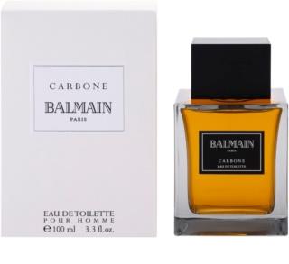 Balmain Carbone woda toaletowa dla mężczyzn 100 ml
