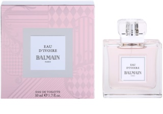Balmain Eau d'Ivoire Eau de Toilette for Women 50 ml