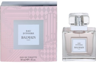 Balmain Eau d'Ivoire Eau de Toilette for Women 30 ml