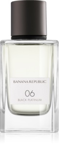 Banana Republic Icon Collection 06 Black Platinum eau de parfum unisex 75 ml