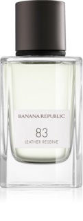 Banana Republic Icon Collection 83 Leather Reserve woda perfumowana unisex 75 ml
