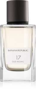 Banana Republic Icon Collection 17 Oud Mosaic eau de parfum mixte 75 ml