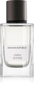 Banana Republic Icon Collection Linen Vetiver woda perfumowana unisex 75 ml