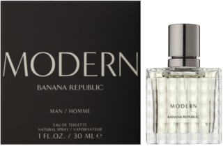 Banana Republic Modern eau de toilette per uomo 30 ml