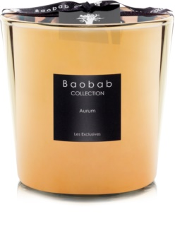 Baobab Les Exclusives Aurum aроматична свічка