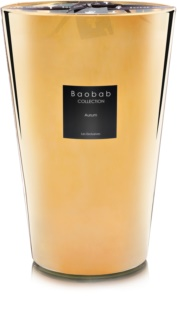 Baobab Les Exclusives Aurum bougie parfumée 35 cm