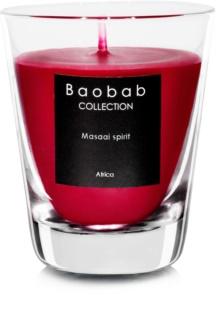 Baobab Masaai Spirit Duftkerze  6,5 cm (Votiv-)