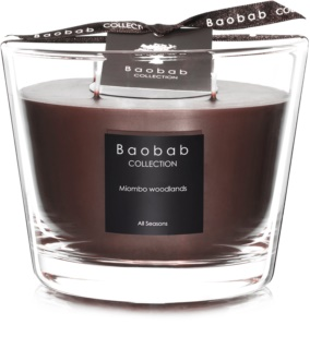 Baobab Miombo Woodlands Scented Candle 10 cm