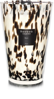 Baobab Black Pearls Scented Candle 35 cm