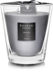 Baobab White Rhino ароматизована свічка  16 см