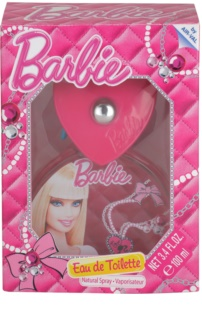 Barbie Fabulous eau de toilette per donna 100 ml