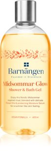 Barnängen Midsommar Glow Shower And Bath Gel