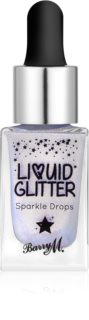 Barry M Liquid Glitter Face and body glitter
