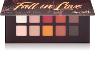 Barry M Fall in Love palette de fards à paupières avec miroir