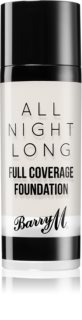 Barry M All Night Long Long-Lasting Foundation