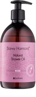 Barwa Harmony Rose sprchový olej bez parabénov