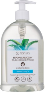Barwa Natural Hypoallergenic gel para higiene íntima com efeito hidratante