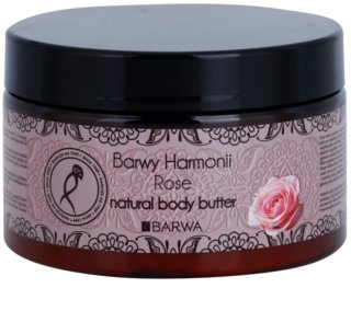 Barwa Harmony Rose telové maslo