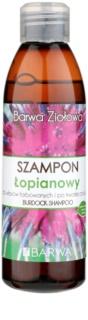 Barwa Herbal Burdock Shampoo für gefärbtes und geschädigtes Haar