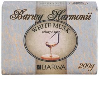 Barwa Harmony White Musk Vaste Zeep  met Glad makende Effect