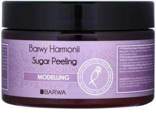 Barwa Harmony Modelling cukrový peeling proti celulitíde