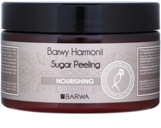 Barwa Harmony Nourishing peeling cukrowy do delikatnego czyszczenia i odżywiania skóry głowy
