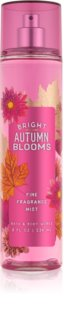 Bath & Body Works Bright Autumn Blooms spray corporal para mujer 236 ml