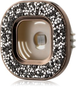 Bath & Body Works Glitter Square Scentportable Holder for Car   Clip