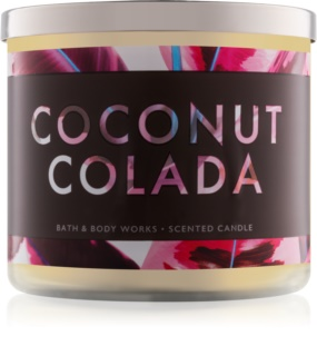 Bath & Body Works Coconut Colada Scented Candle 411 g