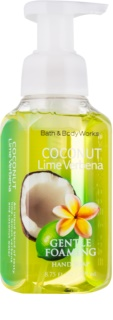 Bath & Body Works Coconut Lime Verbena penasto milo za roke