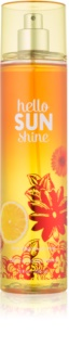 Bath & Body Works Hello Sunshine Körperspray für Damen 236 ml