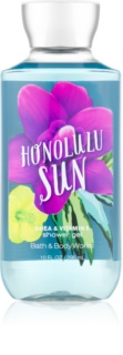 Bath & Body Works Honolulu Sun gel douche pour femme 295 ml