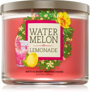 Bath & Body Works Watermelon Lemonade mirisna svijeća II.