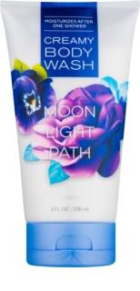 Bath & Body Works Moonlight Path Douchecrème voor Vrouwen  236 ml