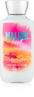 Bath & Body Works Malibu Heat leite corporal para mulheres 236 ml