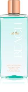 Bath & Body Works At the Beach Τζελ για ντους για γυναίκες 236 μλ