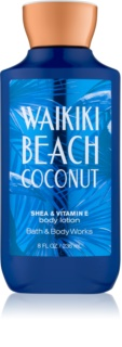 Bath & Body Works Waikiki Beach Coconut lotion corps pour femme 236 ml