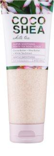Bath & Body Works Cocoshea White Tea gommage corps pour femme 226 g