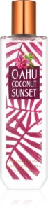 Bath & Body Works Oahu Coconut Sunset spray corporel pour femme 236 ml