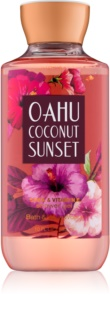 Bath & Body Works Oahu Coconut Sunset gel de dus pentru femei 295 ml