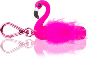 Bath & Body Works PocketBac Flamingo Band astuccio in silicone per gel antibatterico