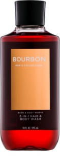 Bath & Body Works Men Bourbon gel de dus pentru barbati 295 ml
