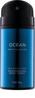 Bath & Body Works Men Ocean desodorante en spray para hombre 104 g