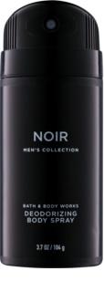 Bath & Body Works Men Noir desodorante en spray para hombre 104 g