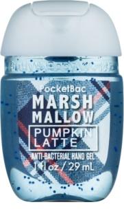 Bath & Body Works PocketBac Marshmallow Pumpkin Latte Antibacterial Hand Gel