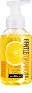 Bath & Body Works Kitchen Lemon Schaumseife zur Handpflege